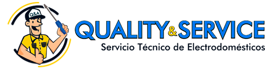 QUALITY AND SERVICE Logo